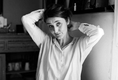 A livre ouvert avec Sylvia Rozelier
